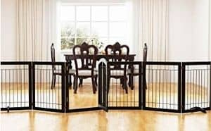 7 Best Folding Pet Gates Reviewed